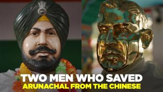 Two Men Who Saved Arunachal From The Chinese