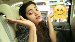 Voot Exclusive: What is Rashmika's favourite emoji?