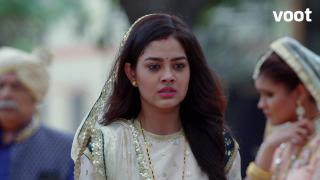 Purvi bursts out in anger