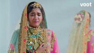 Seher is heartbroken