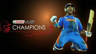 Castrol Activ Champions: Yuvraj Singh