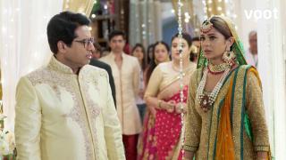 Zoya hesitates to say, 'Kabool Hai!'