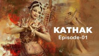 Position of Kathak Dance