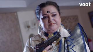 Prakashi swears vengeance!