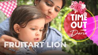Fruitart Lion