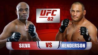 A. Silva vs D. Henderson