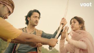 Salim saves Anarkali