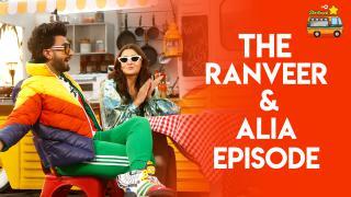 Ranveer Singh & Alia Bhat for Gully Boy   Episode 4