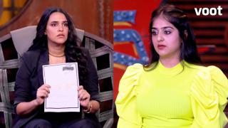 Can Soumya survive Neha's questions?