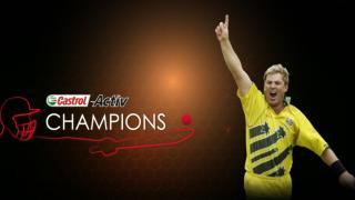 Castrol Activ Champions: Shane Warne