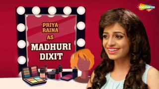 Priya Raina As Madhuri