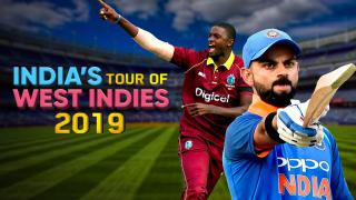 India's Tour of West Indies