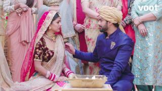 Shocker: Raghbir marries Pragati!