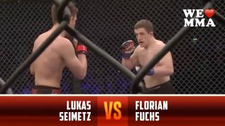 Lukas Seimetz vs Florian Fuchs