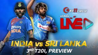 India v Sri Lanka, 3rd T20I: Preview