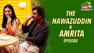 Nawazuddin & Amrita Roa for Thackerey   Episode 2