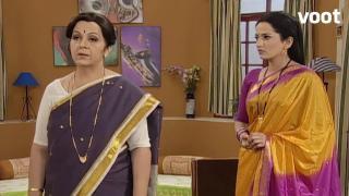 Ashalata's ultimatum to Anuradha