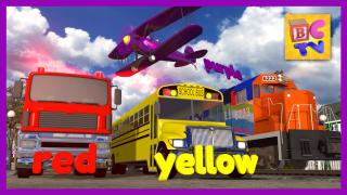 Color Train! - Learning Colors for Kids