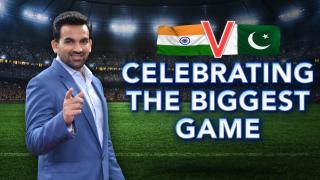 India vs Pakistan: When Zaheer clean bowled Taufeeq Umar