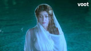 Anarkali endures the pain