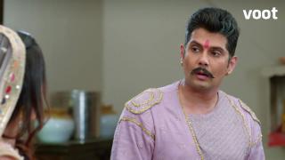 Virendra apologises to Purvi