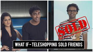 SnG What If Teleshopping Sold Friends