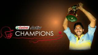 Castrol Activ Champions: Ravi Shastri
