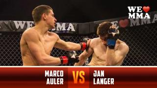 Marco Auler vs Jan Langer