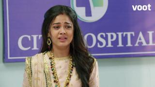 Purvi is blamed for Manas' accident