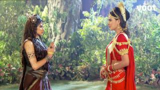 Will Parvati grant Daruka's wish?