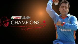 Castrol Activ Champions: Rashid Khan