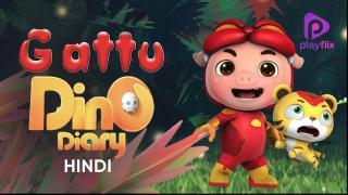 Gattu Dino Diary (Hindi)