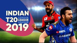 Indian T20 League 2019