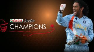 Castrol Activ Champions: MS Dhoni Part 2
