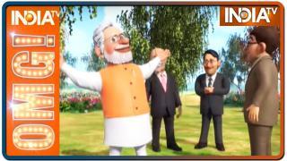 OMG: Do people in POK want Modi?