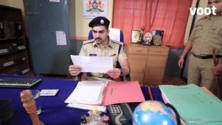 Rajeev gets a sinister note