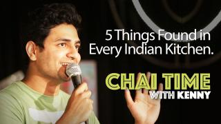 5 Things Found In Every Indian Kitchen