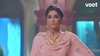 Meher searches for Amrita