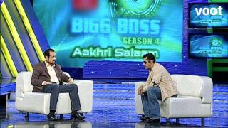 Abbas up, close, and personal with Salman