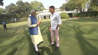 Watch PM Modi talk about his retirement