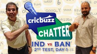 Ishant's day at Eden but don't discount Saha - Harsha Bhogle