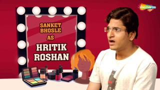 Akash Kakrambe As Hrithik
