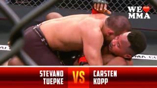 Stevano Tuepke vs Carsten Kopp