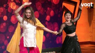 Shruti-Prakruti's stellar performance!