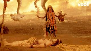Mahakaali's wrath unleashed!