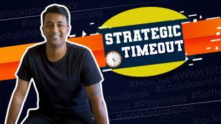 Strategic Timeout: Don't abandon pets during lockdown, urges Pragyan Ojha
