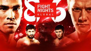 Fight Nights Global 86: Nam vs. Zhumagulov