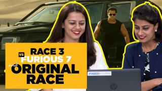 Race 3 Vs Furious 7 And Original Race