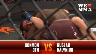 Konmon Den vs Ruslan Kalyniuk