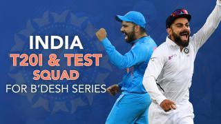 Rohit Sharma named captain, Virat Kohli rested for T20Is vs Bangladesh